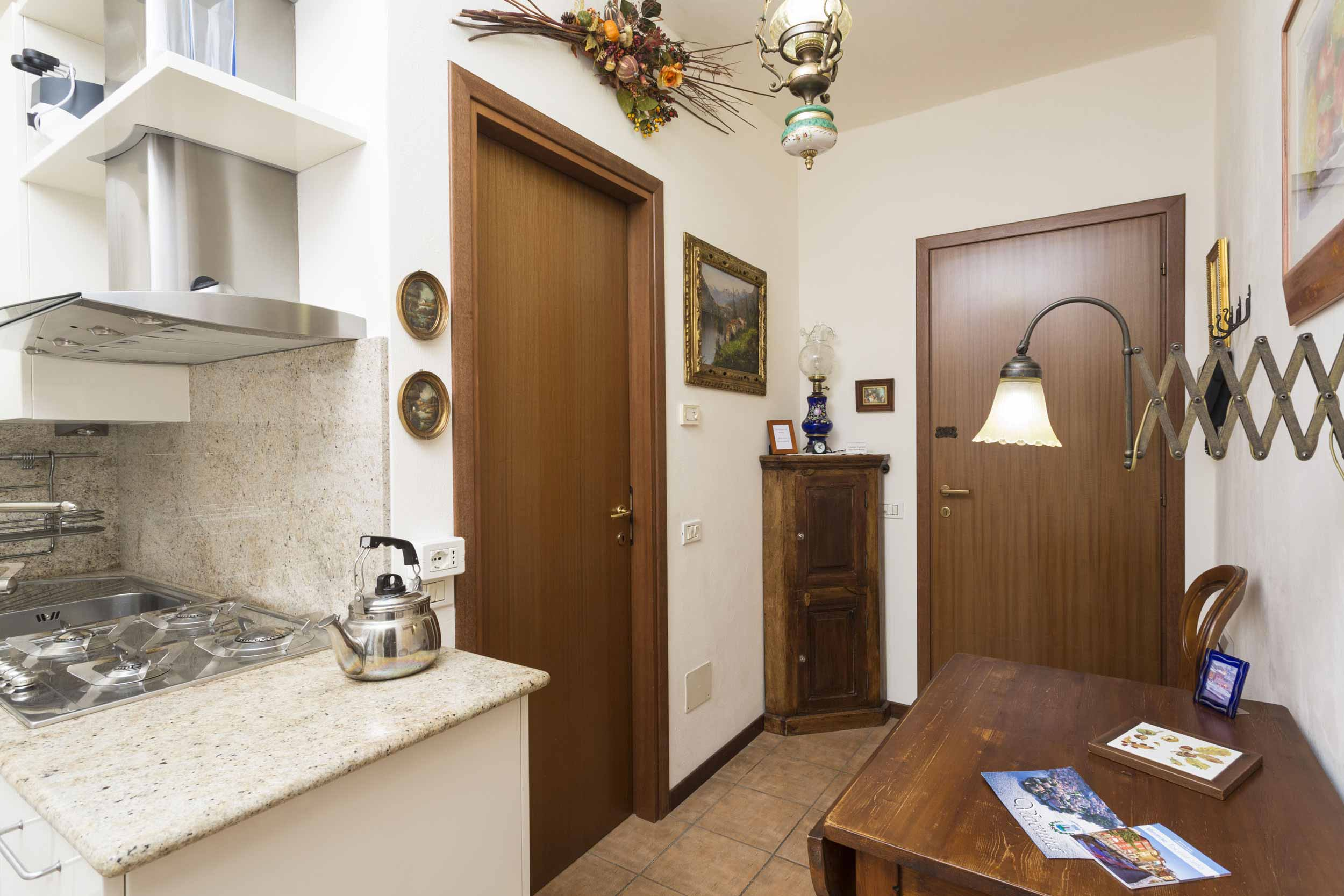Entrance - Kitchen